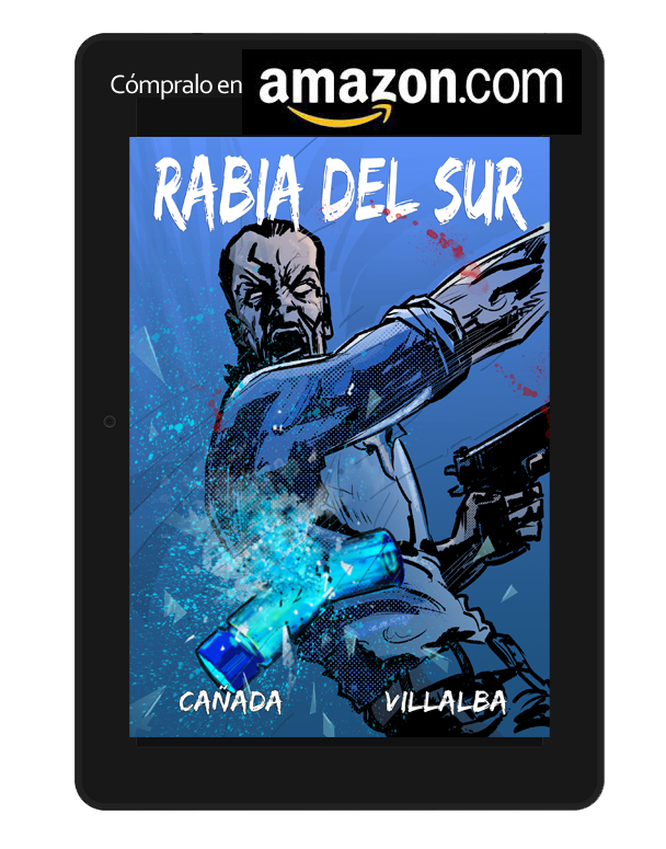 Rabia del Sur de venta exclusiva en Amazon